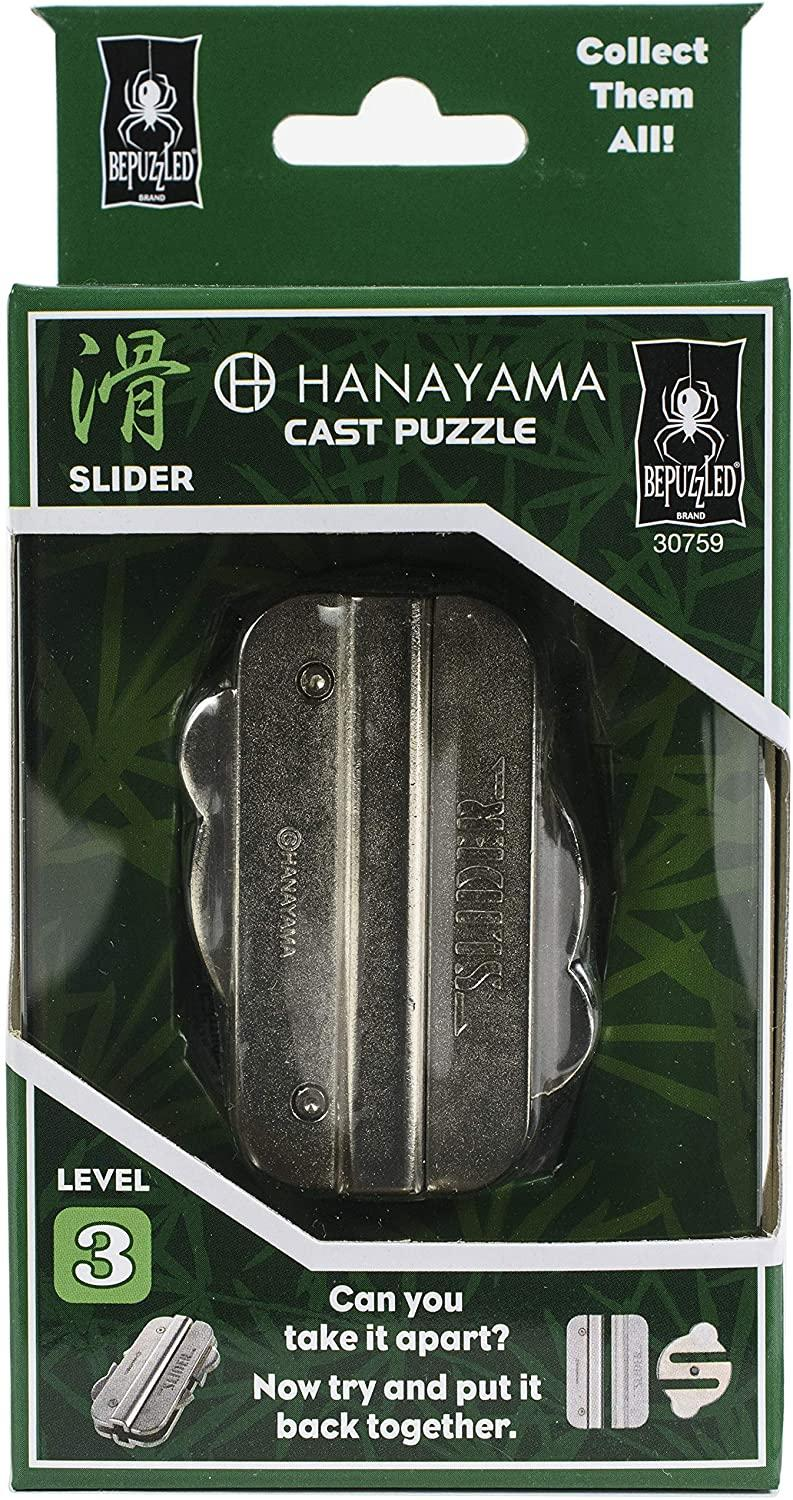 Slider Hanayama Level 3