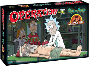 Operation Rick & Morty