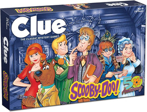 Clue Scooby Do