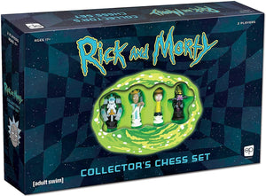 Rick & Morty Chess Set