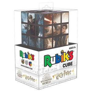 Rubiks Cube Harry Potter