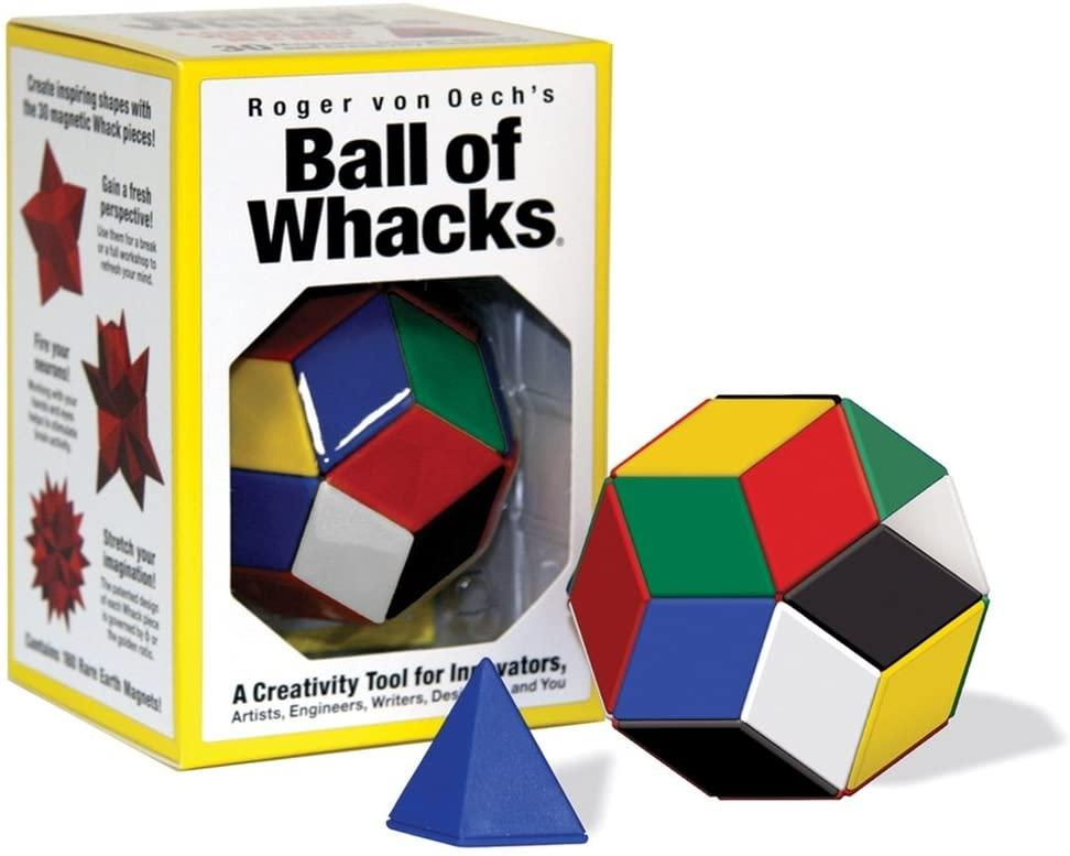Ball of Whacks 6-color