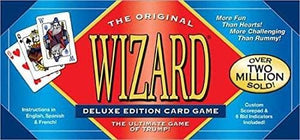 Wizard Deluxe Card Game