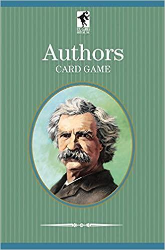 Authors Gard Game