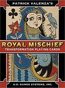 Royal Mischief Transformation