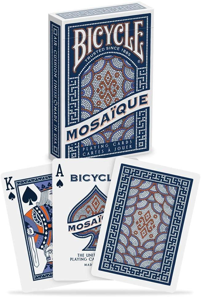 Mosaique Bicycle Playing Cards