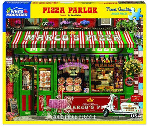 Pizza Parlor - 1000 piece