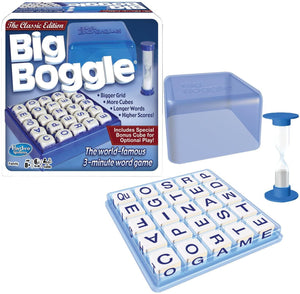 Boggle BIG Game 5 x 5 Grid