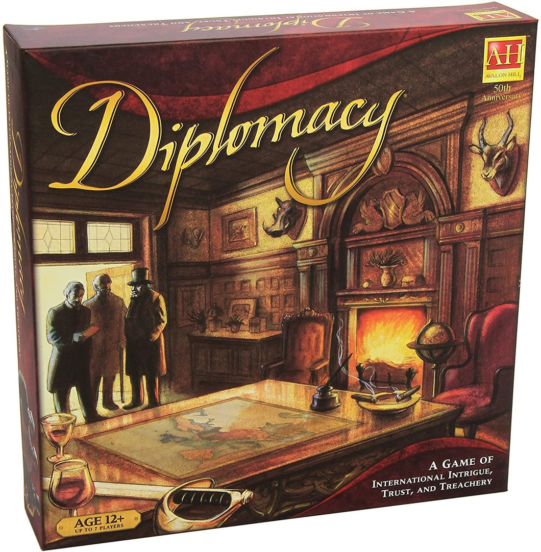 Diplomacy Game of Intrigue