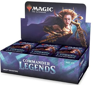 MTG Commander Legends Booster Pack