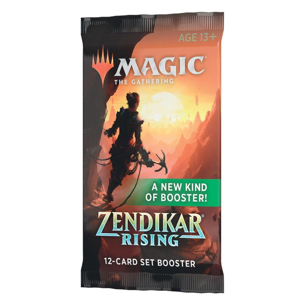 MTG: Zendikar Rising Set Booster Pack