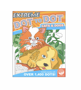 Extreme Dot to Dot Cats & Dogs