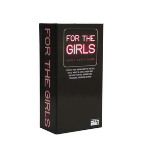 For the Girls - Adult Party Game