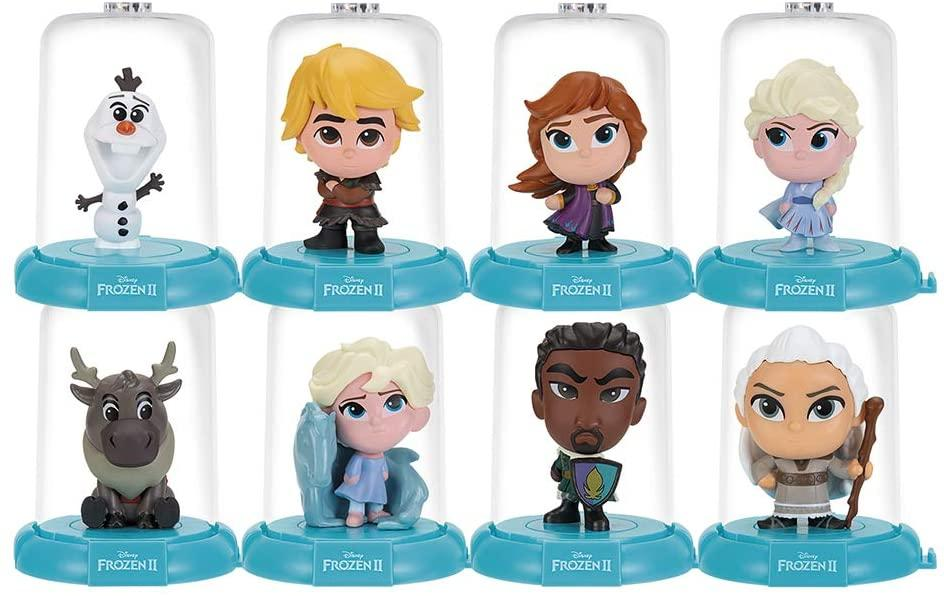 Frozen 2 Domes - figures vary