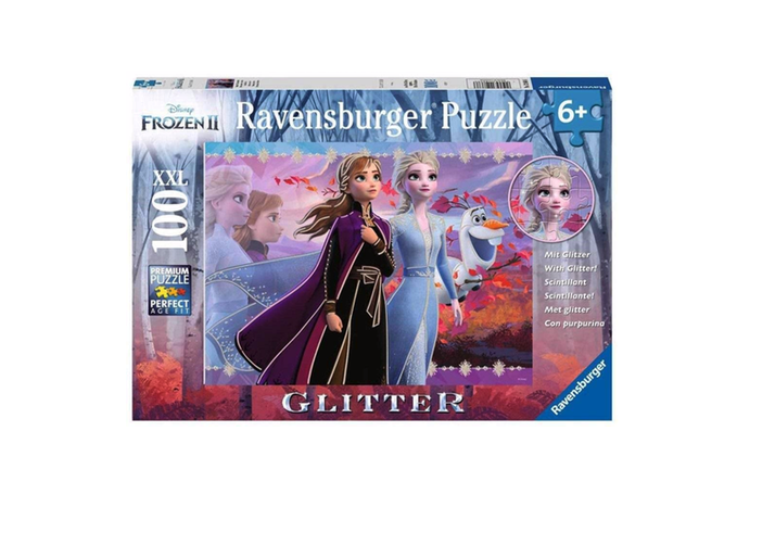 Frozen II - Strong Sisters - 100 piece