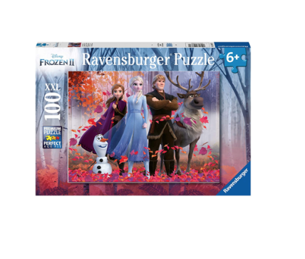 Frozen II Magic of the Forest - 100 piece