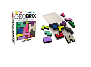 GeoBRIX Solve Build Create Puzzle