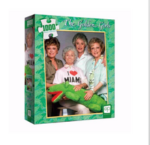 Load image into Gallery viewer, Golden Girls: I Heart Miami - 1000 piece