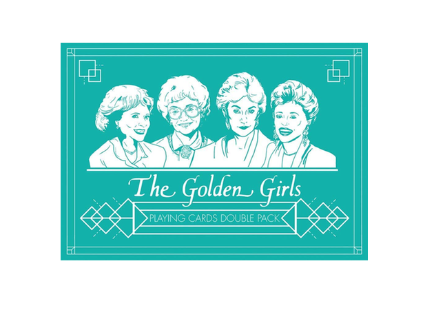 Golden Girls Premium Playing Card Set