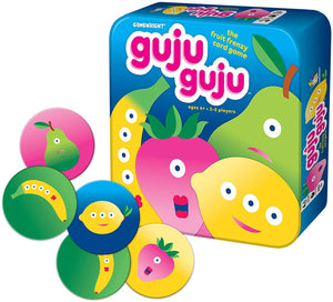 Guju Guju Fruit Frenzy Card Game