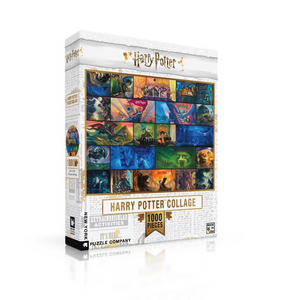 Harry Potter Collage - 1000 piece
