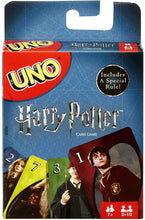 Load image into Gallery viewer, Harry Potter Uno