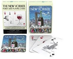 Have A Drink Deck (New Yorker) Playing Cards