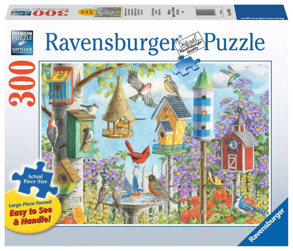Home Tweet Home - 300 piece (large piece size)