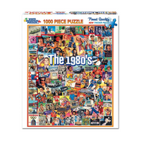 Load image into Gallery viewer, The 1980s - 1000 piece