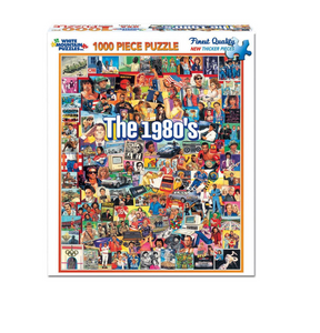 The 1980's - 1000 piece