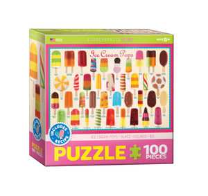 Ice Cream Pops - 100 piece