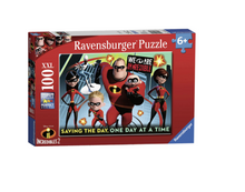 Load image into Gallery viewer, Incredibles 2 - 100 piece