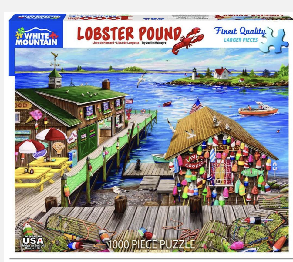 Lobster Pound - 1000 piece