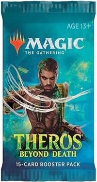 MTG: Theros Beyond Death Draft Booster Deck (Magic the Gathering)