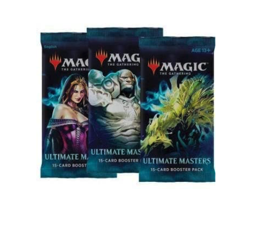 MTG: Ultimate Masters Booster Pack (Magic the Gathering)