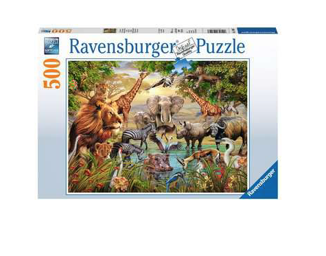 Majestic Watering Hole - 500 piece