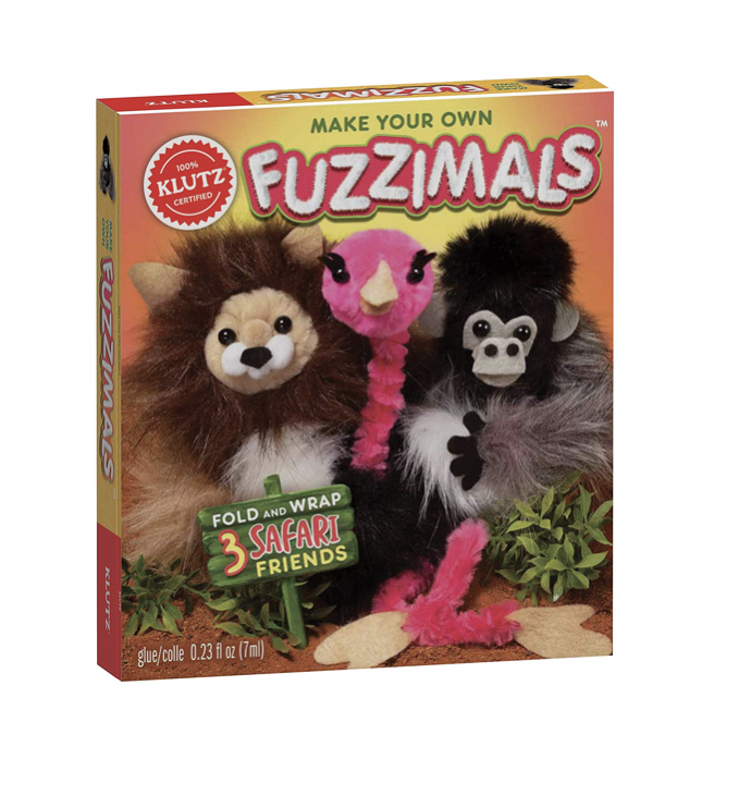 Make Your Own Fuzzimals Craft Kit