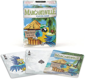 Margaritaville Playing Cards by Bicycle