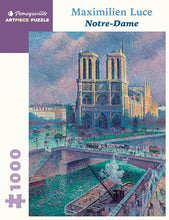 Load image into Gallery viewer, Maximilien Luce: Notre-Dame - 1000 piece