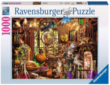 Load image into Gallery viewer, Merlin's Laboratory - 1000 piece
