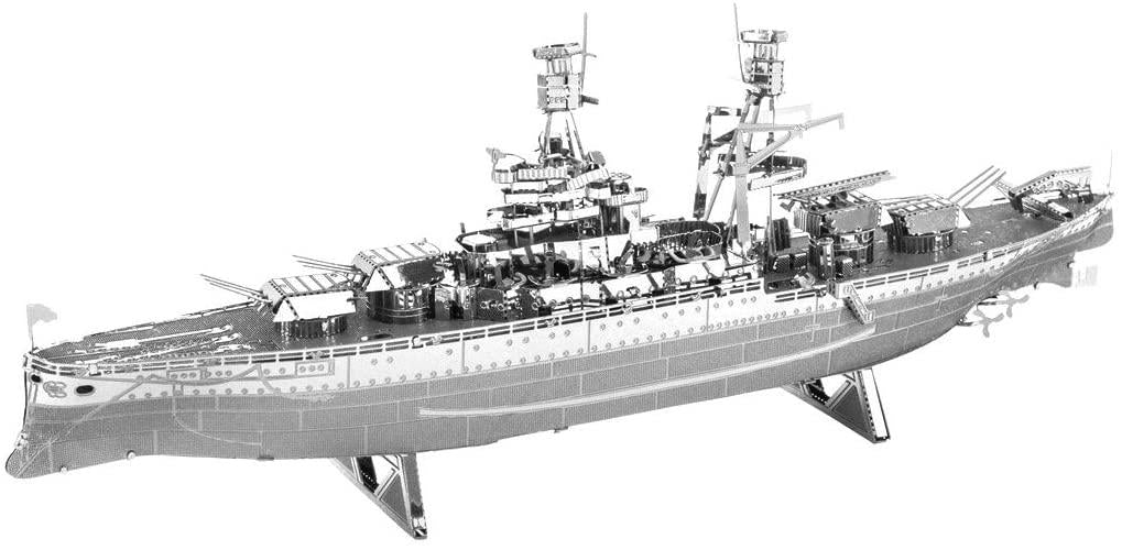 MetalEarth: USS Arizona (moderate)
