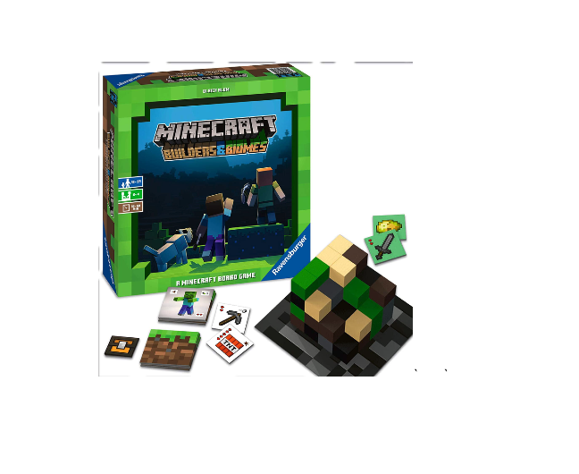 Minecraft: Builders & Biomes Game