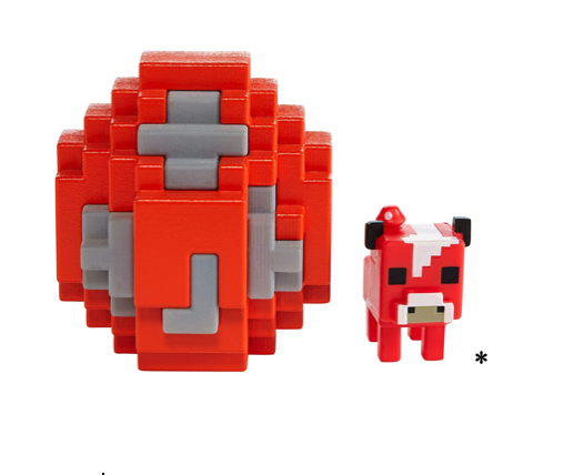 Minecraft Spawn Egg Mini Figure Assortment