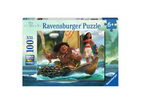 Load image into Gallery viewer, Moana and Maui - 100 piece