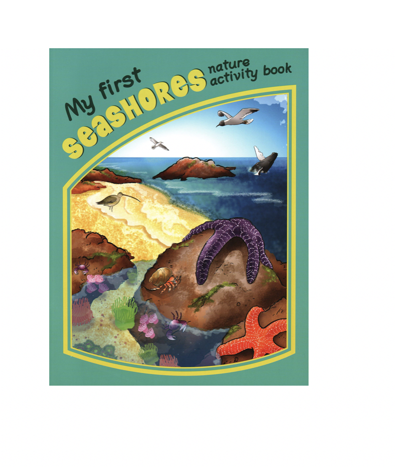 My First Seashore Nature Activity Book