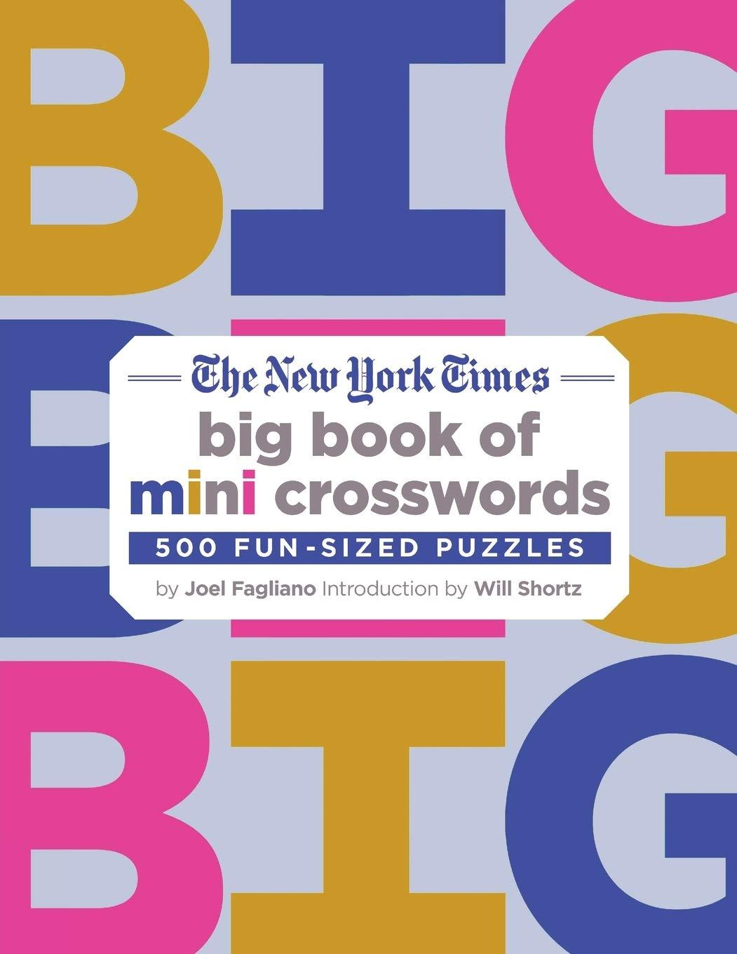 NYT Big Book of Mini Crossword
