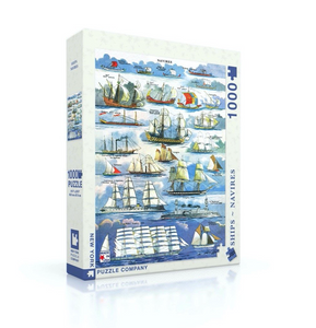 Navires - Ships - 1000 piece