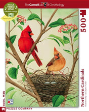 Load image into Gallery viewer, Northern Cardinal - 500 piece