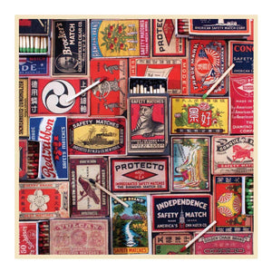 Phat Dog Vintage Matchbooks - 500 piece