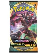 Pokemon Sword and Shield 3: Darkness Ablaze Booster Pack
